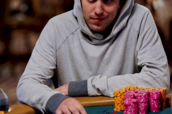 WSOP Evento #11: Guillaume Rivet Vai à Frente 0001