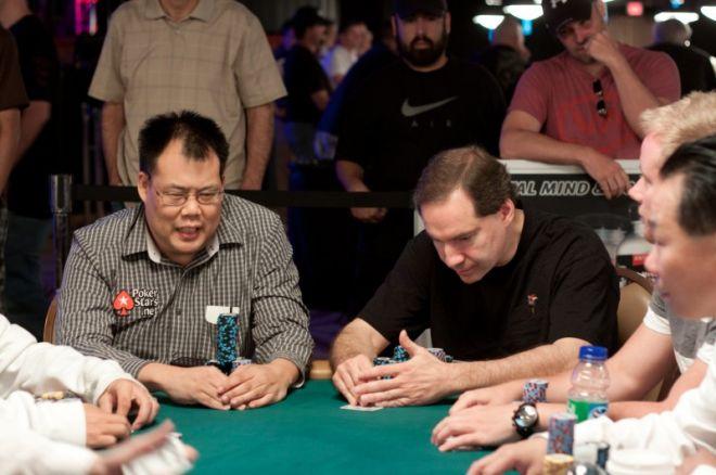 WSOP Evento #12: Bill Chen na Final Table 0001