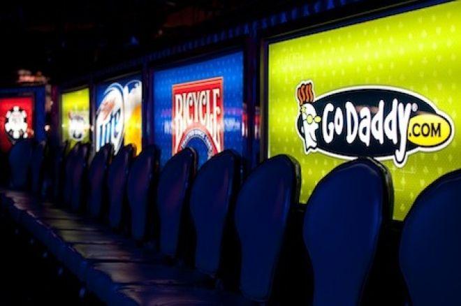 Pokerowy Teleexpress: Adams mówi, GoDaddy sponsoruje 0001