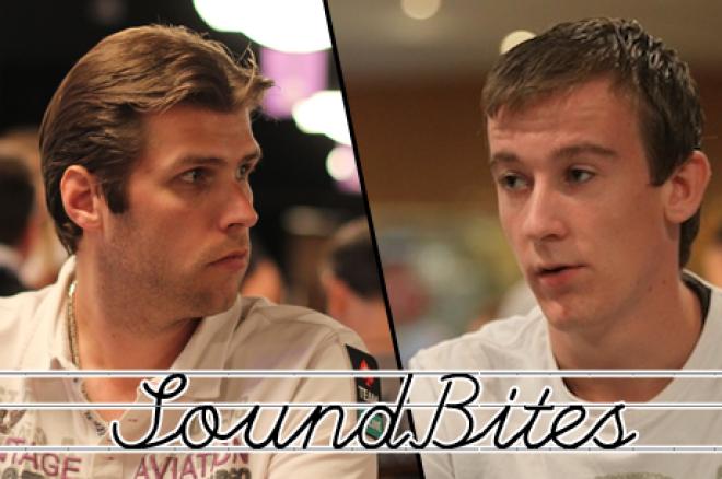 WSOP 2011 - Bijpraten met Renkers en Veenman