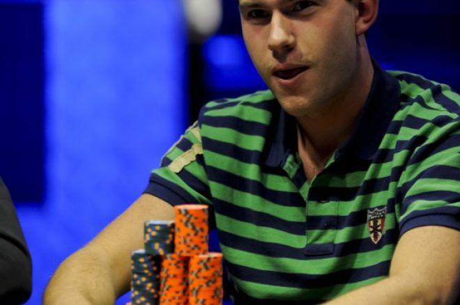 Anders Meli tapte coinflippen om WSOP bracelet 0001