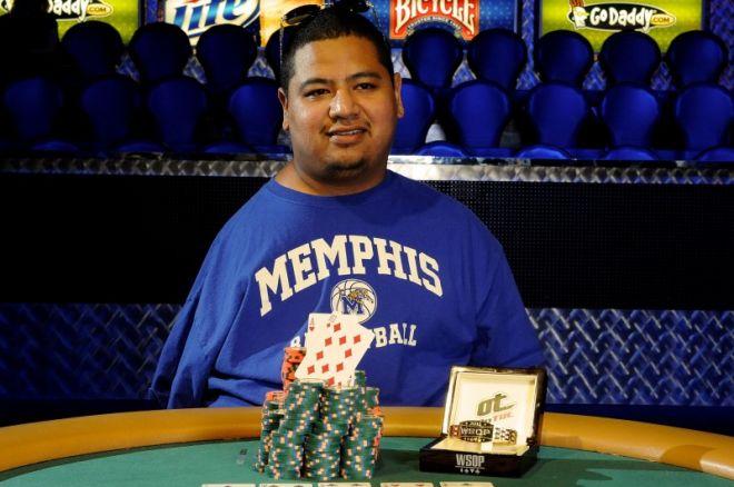WSOP Event #12: Diaz si cestu k náramku probil neskutečným způsobem 0001