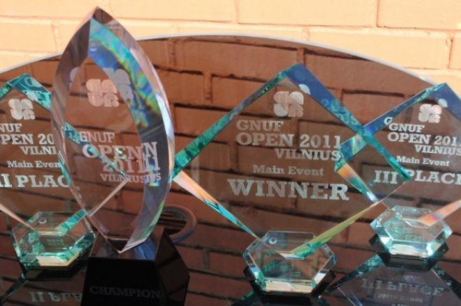 GNUF OPEN 2011 pagrindiniame turnyre jėgas išbandys Sketis 0001