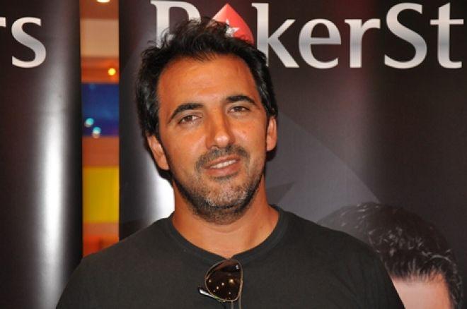 Fim do dia 1B do Portugal Poker Series com Carlos Frazão à frente 0001