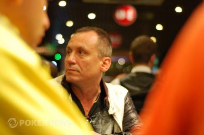 2011 Unibet Open Барселона: День 2 - Росіянин за фінальним столом 0001