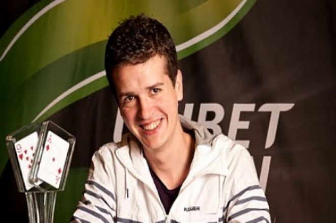 Ruben Sanchez Cebollada gana el Unibet Open de Barcelona 0001