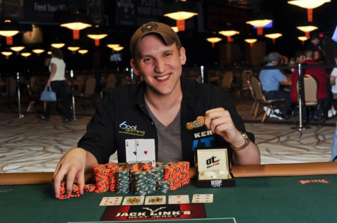 WSOP Evento #20:Jason Somerville Vence ($493,091) 0001