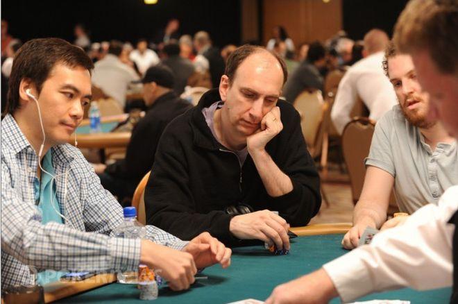 WSOP七张牌梭哈锦标赛华丽的参赛名单 0001