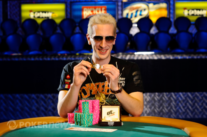 Bertrand 'ElkY' Grospellier champion WSOP 2011 !