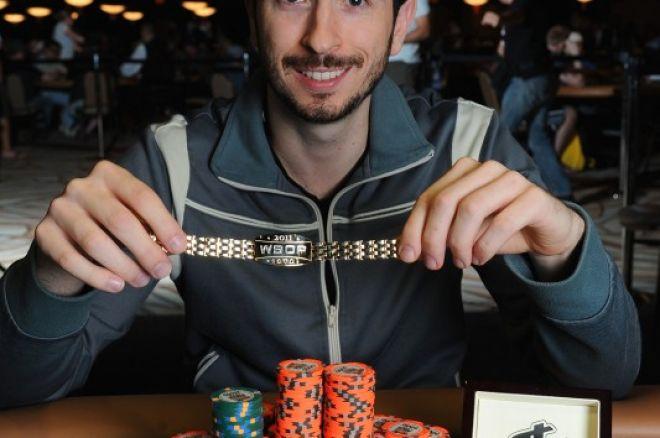 Brian Rast WSOP #15 vinnare