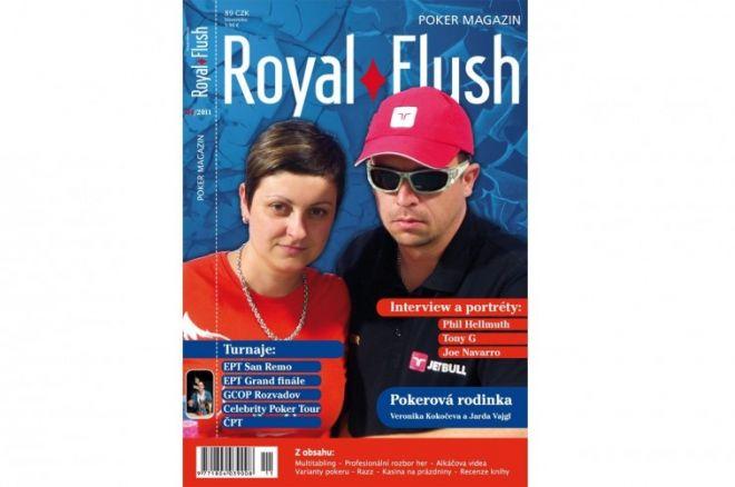 Vyšel nový Royal Flush 0001