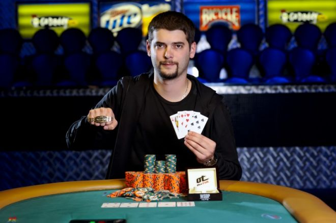 WSOP Evento #22: Elie Payan Leva a Bracelete para França ($292,825) 0001