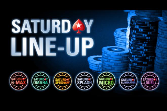 Na PokerStars startují nové turnaje 0001