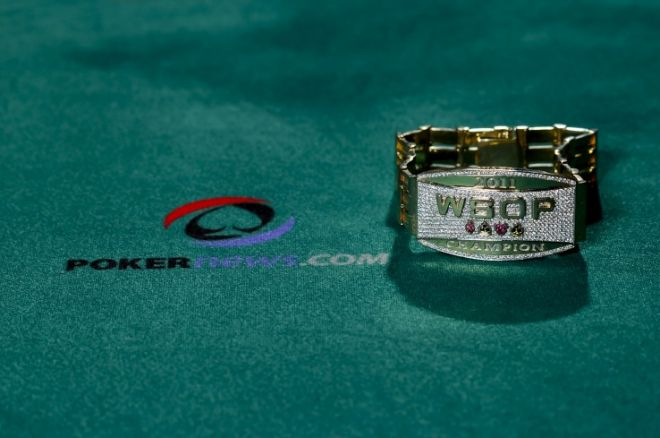 Reakce hráčů na pravidlo 10 levelů na 2011 WSOP 0001