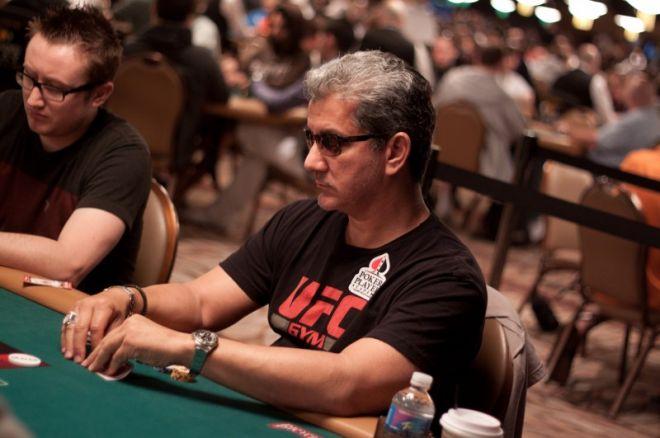 WSOP Evento #28: Rick Romine Lidera em Field de 2,500 Jogadores 0001