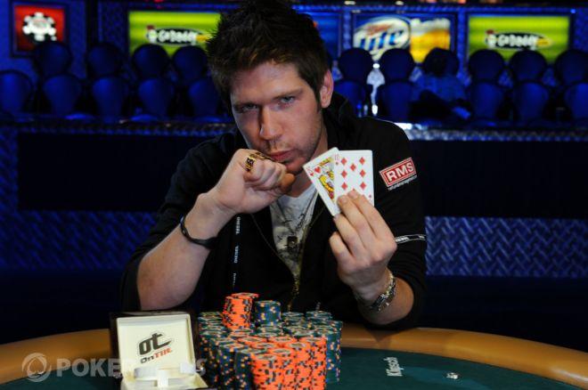 Mark Radoja WSOP 2011 Event #24 vinnare