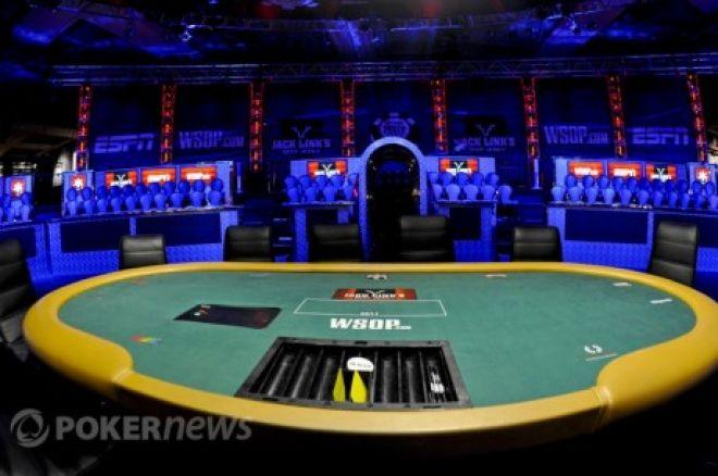 World Series of Poker 2011: Veće polje igrača, Veći nagradni fond 0001