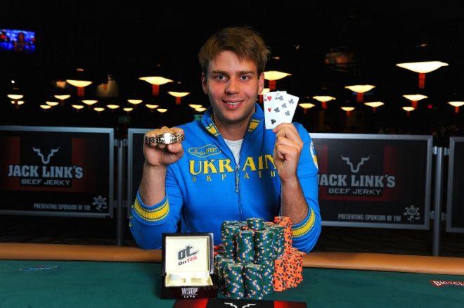 WSOP Evento #26: Oleksii Kovalchuk Leva o Ouro para a Ucrânia 0001