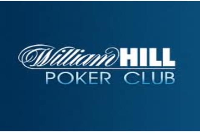 William Hill Poker - Wspaniała oferta promocyjna 0001