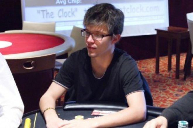 2011 World Series of Poker 17. nap: Gyarmati a második napon a $3.000 PLO-n 0001
