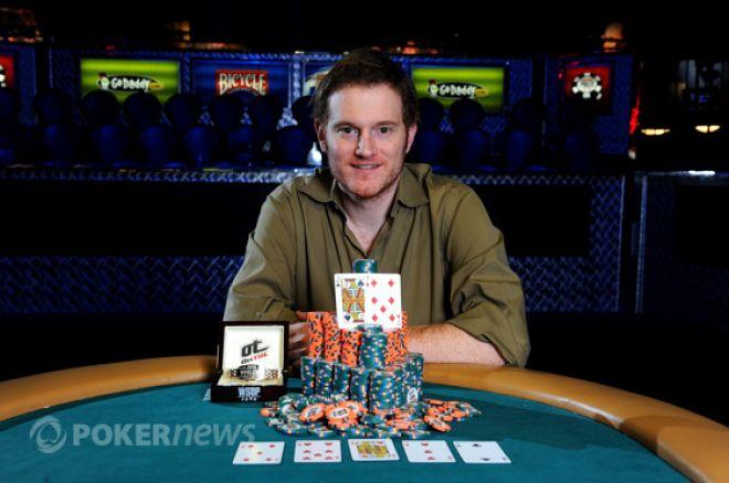 WPT играч на годината с първа WSOP гривна 0001