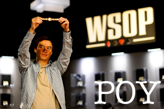 De World Series of Poker 2011 Player of the Year