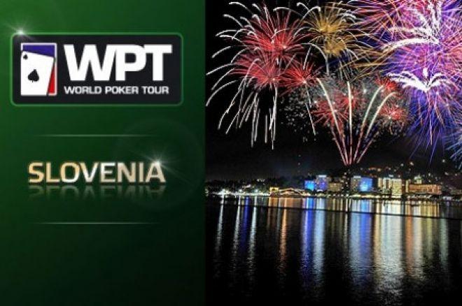 PartyPoker Weekly: кваліфікація на WPT Словенія 0001
