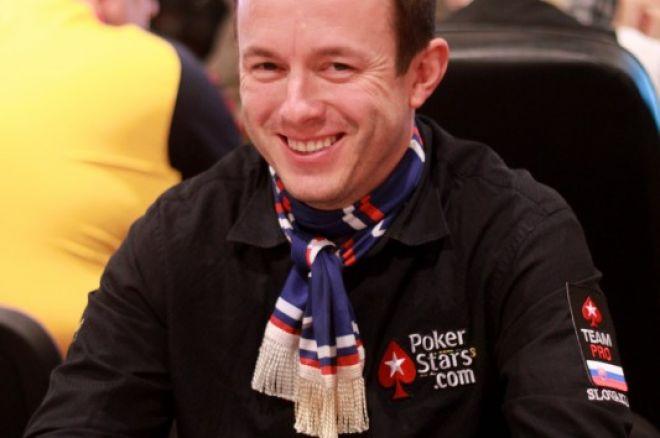Rozhovor s Dagom Palovičom, slovenským pokrovým profesionálom, hráčom PokerStars Team Pro 0001
