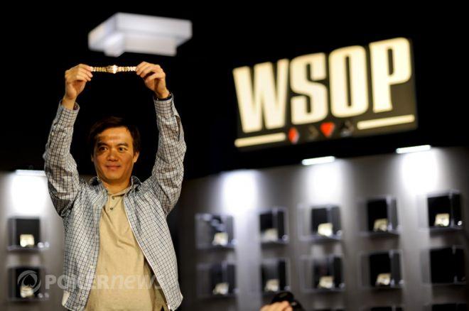 John Juanda WSOP