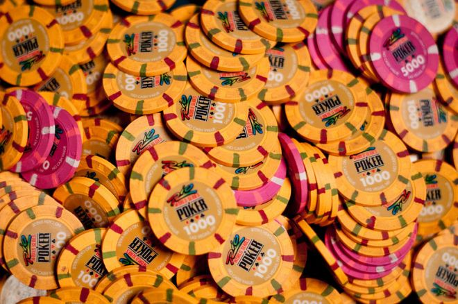 WSOP statistieken: We zijn op de helft