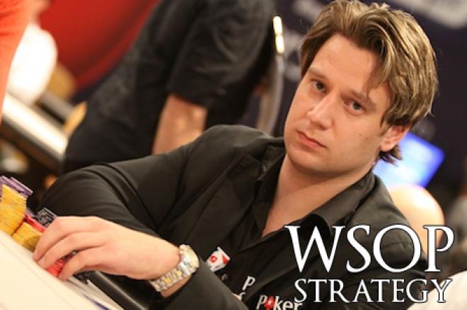 WSOP Strategy - Pim de Goede