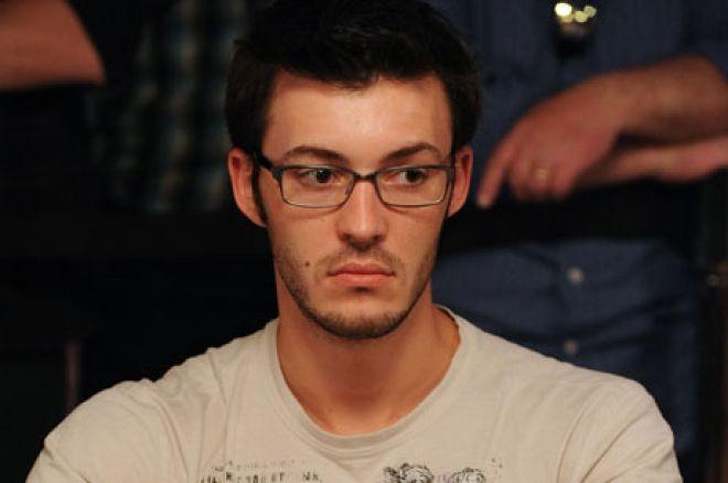 WSOP Evento #35: Gregory Brooks Lidera com 15 em Jogo 0001