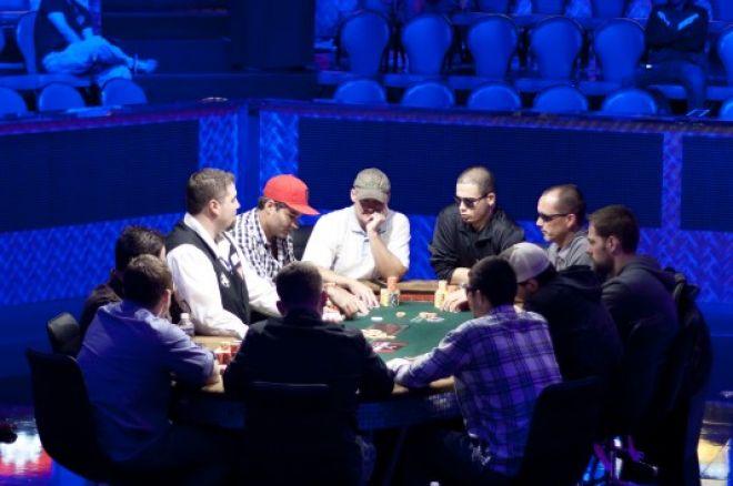 WSOP turnyrų 34-37 apžvalga – žvaigždės tarp lyderių 0001