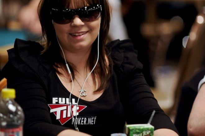 WSOP 2011 dag 23: Annette er nr 17 i chips ved øvelse #39 0001
