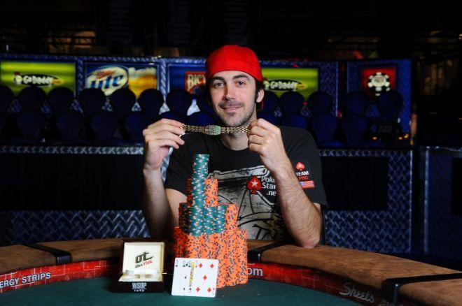 Jason Mercier vyhrál svůj druhý WSOP náramek 0001