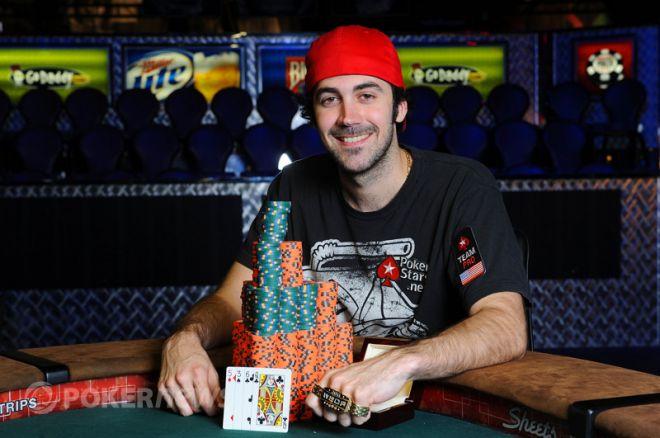 Jason Mercier WSOP 2011 Event #35 vinnare