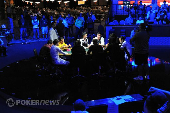 Finalbord WSOP 2011 Event 37