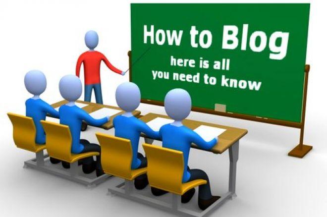 Blogs.PokerNews.Com - Sāc savu pokera blogu! 0001