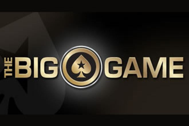 PokerStars의 Big Game, 7월 27일에 시작 0001
