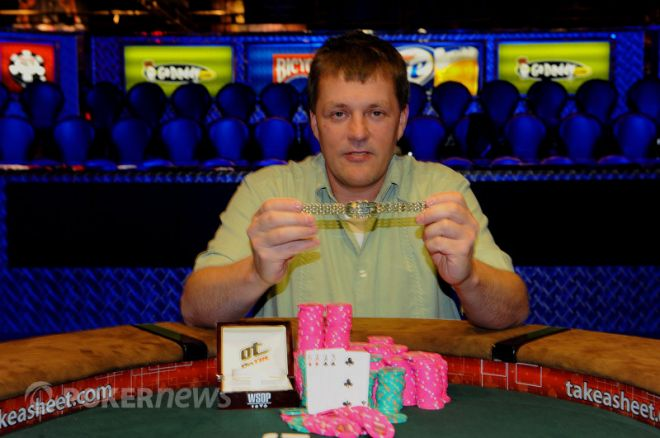 Mitch Schock vinner WSOP 2011 Event #39