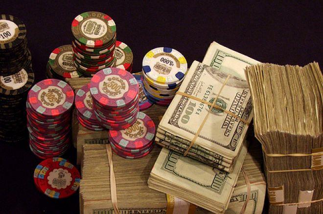 Latvieši PokerStars brīvdienu lielajos turnīros: Zavoram Sunday Million pusfinālgalds 0001