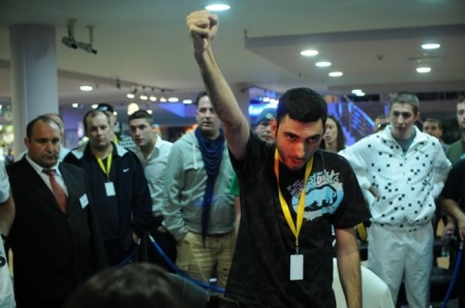 Titul Eureka Poker Tour Bulharsko putuje do Izraele 0001
