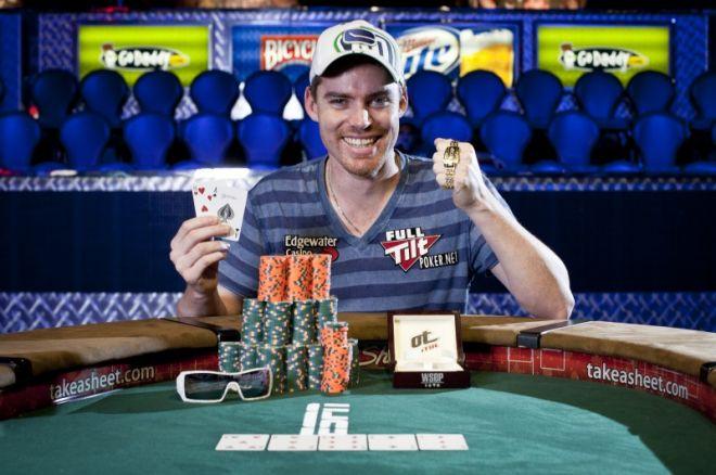 WSOP Evento #40: Matthew Jarvis Ganha a Bracelete ($808,538) 0001