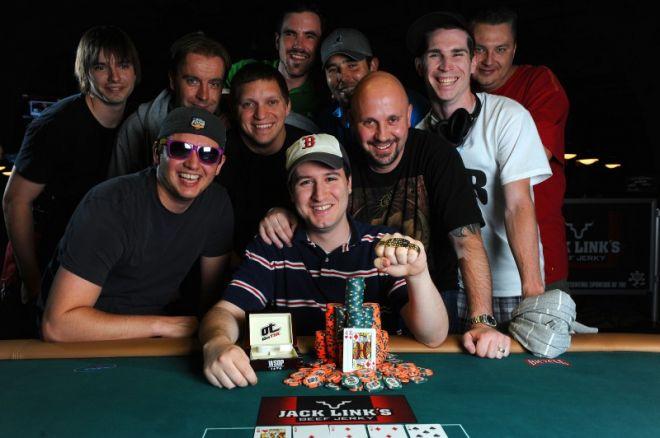 WSOP Evento #41: Justin Pechie vence Limit Shootout ($167,060) 0001