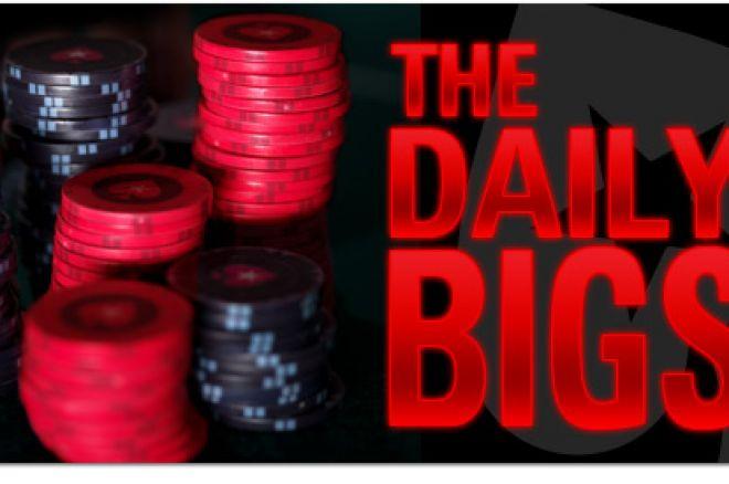 PokerStars 4개의 새로운 데일리 빅 토너먼트 추가 0001