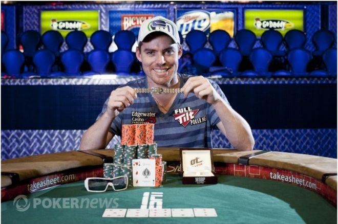 Matt Jarvis赢得2011WSOP首个金手镯 0001