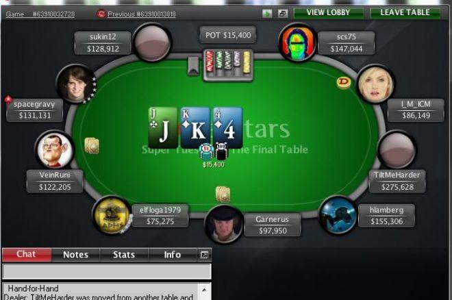 Spēlētājs no Latvijas uzvar PokerStars Super Tuesday turnīrā! 0001