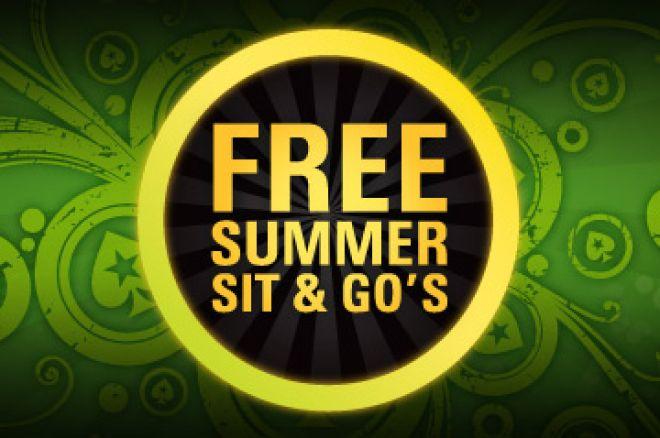 Tasuta suvised Sit & Go turniirid Pokerstarsis 0001