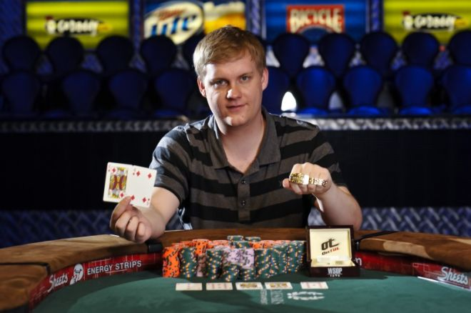 Joe Ebanks vinner WSOP Event #46 - $10k NLHE, Thorson på 13 plats 0001
