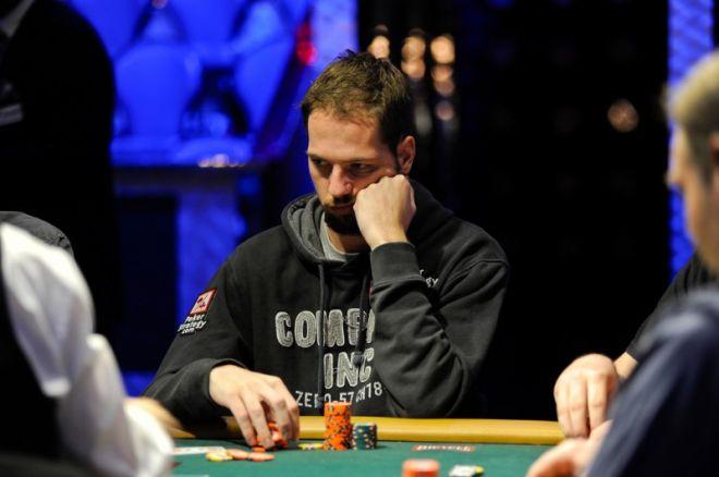 WSOP 2011 - Vaarwel Robbie